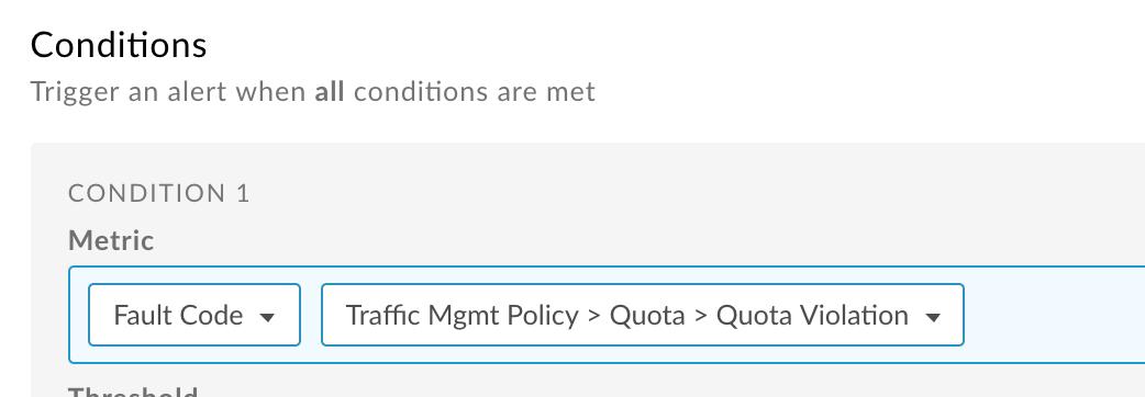 quota violation