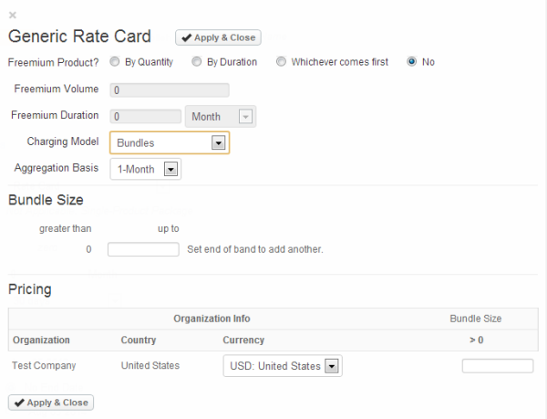 Specify rate card plan details | Apigee Docs