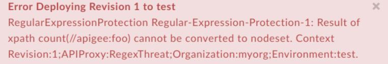 CannotBeConvertedToNodeset error text