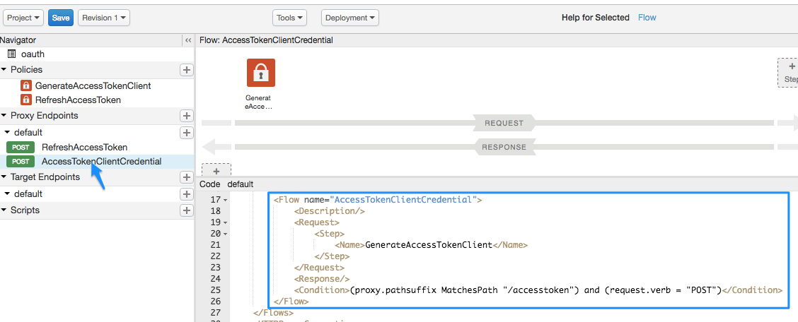Secure an API with OAuth | Apigee Docs